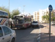 Congestion in Jerusalem